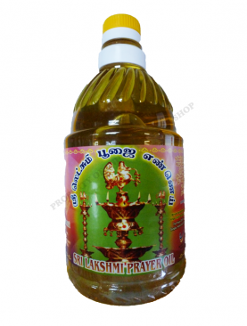 Sri Lakshmi Prayer Oil