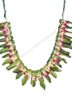 Vetthilai Garland / வெற்றிலை மாலை (Loop Style)