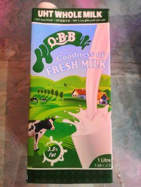 Fresh Milk 1L